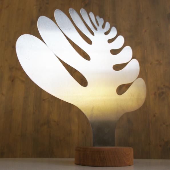 Sculpture RAOUL RABA «Palmette»