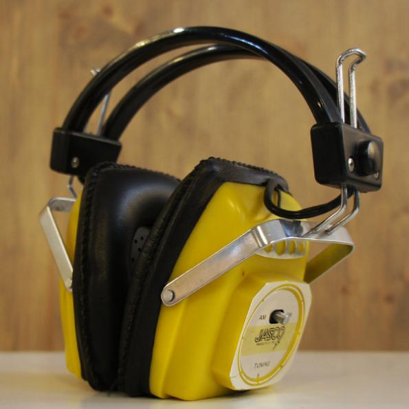 Casque radio