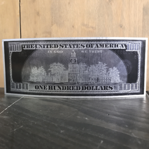 Mini Dollar By John Kriss