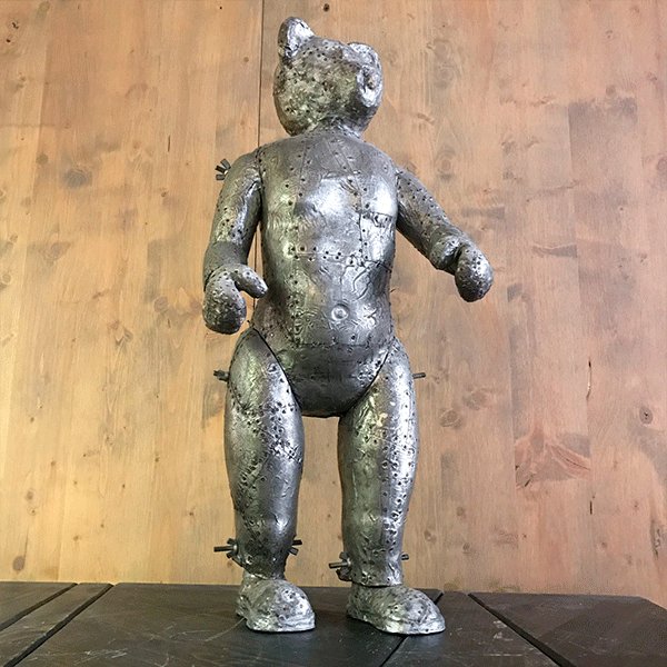 Ourson Teddy Bear by Heiro & Noirel