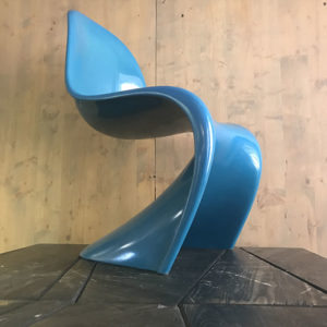 Panton Chair Bernard Panton first edition Herman Miller