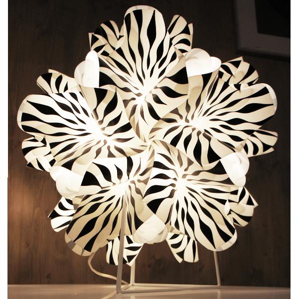 Structure luminaire RAOUL RABA «Diatomé»