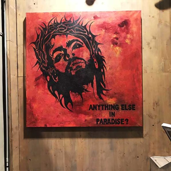 ANYTHING ELSE IN PARADISE by Emmanuel Lansard