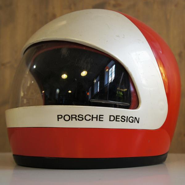Helmet Porsche Design 1981