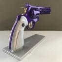 "Minigun Colt 357 "" Purple"""