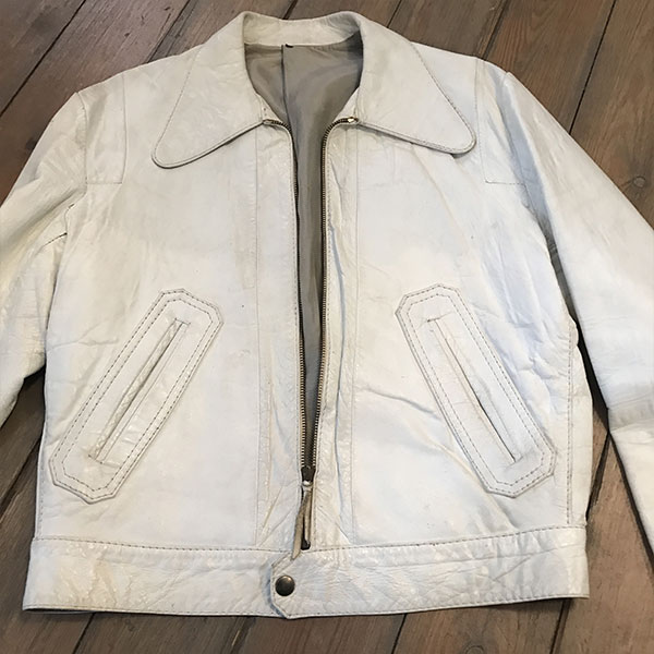 Blouson Vintage Small Drag Luxe Lether