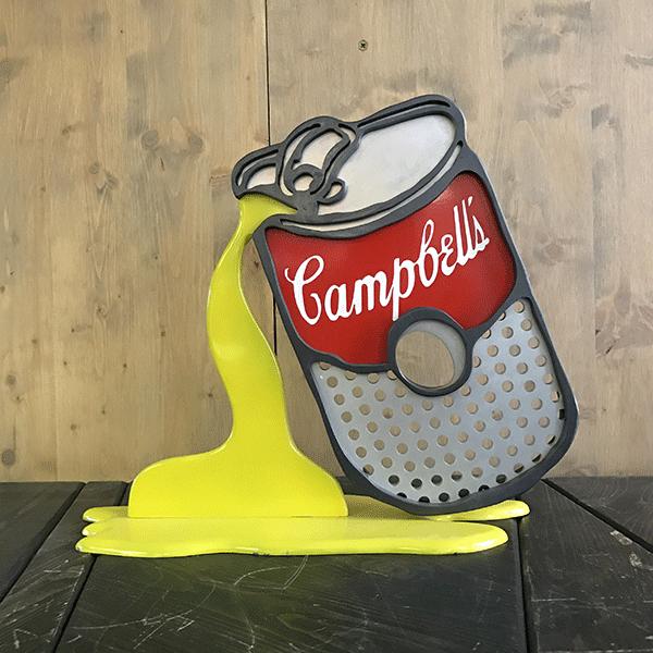 CAMPBELL'S SOUP – JK