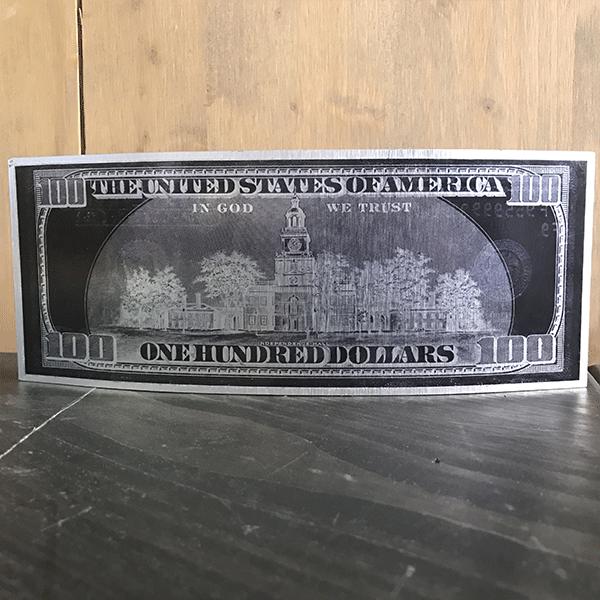 Mini Dollar By John Kriss