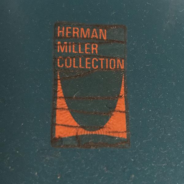 Panton Chair Bernard Panton first edition Herman Miller