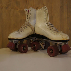 Patin a roulettes Sacha 70s
