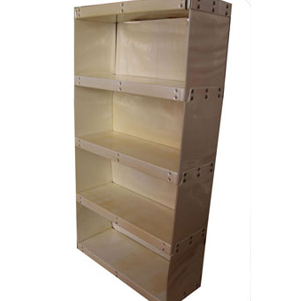 Rare Otto Zapf Plastic Shelf System