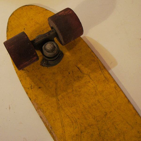 Skate-board 1970