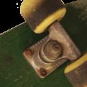 Skate-board FIBREFLEX 1970