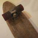 Skate-board RED STONE 1970