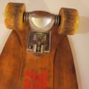 Skate-board TUNNEL 1970