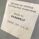 Relief Of Vasarely