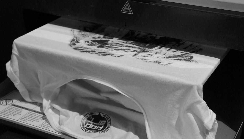 impression numérique textile